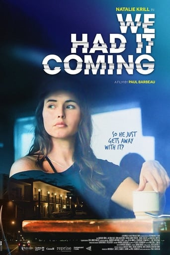 Poster of We Had It Coming