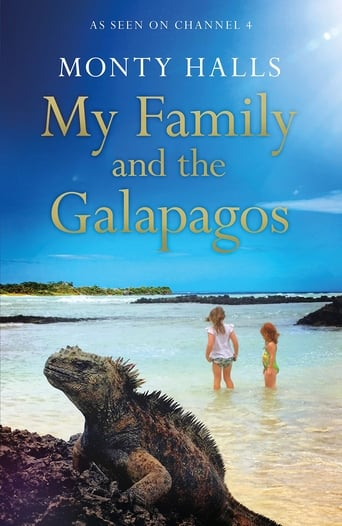 Poster of My Family and The Galapagos