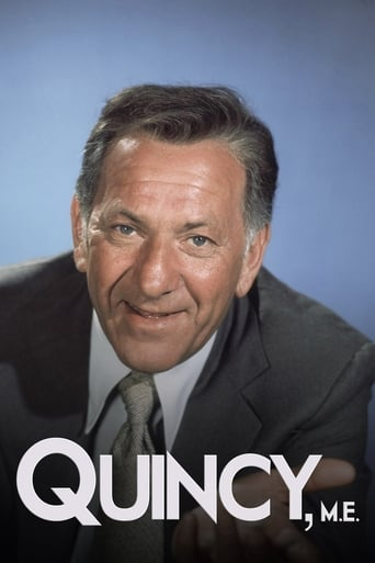 Poster of Quincy, M.E.