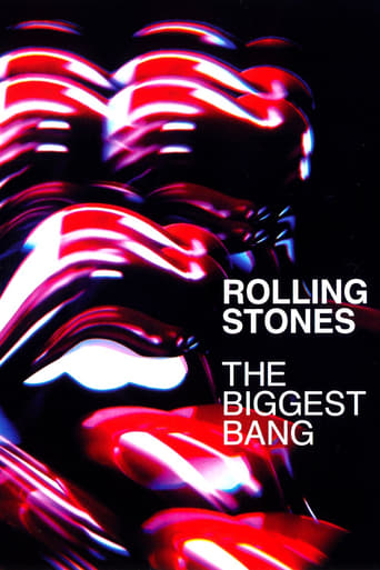 Poster of The Rolling Stones - The Biggest Bang