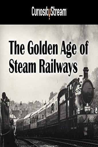 Poster of The Golden Age of Steam Railways