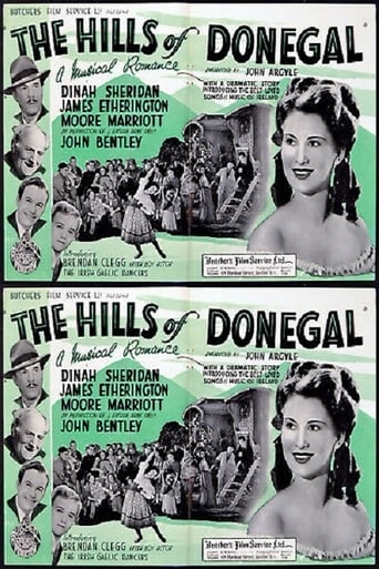 Poster of The Hills of Donegal