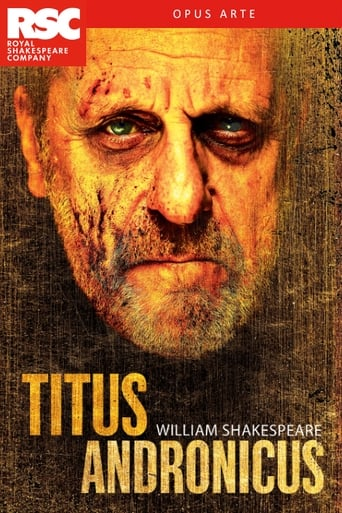 Poster of RSC Live: Titus Andronicus
