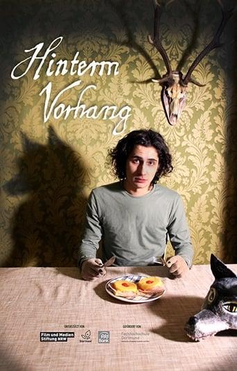 Poster of Hinterm Vorhang