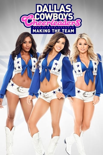 Dallas Cowboys Cheerleaders: Making the Team season 13 episode 9 free streaming