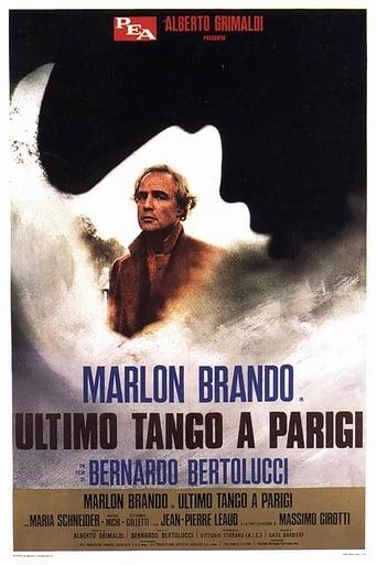 Poster of Poslední tango v Paříži