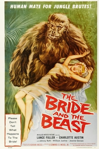 Poster of The Bride and the Beast