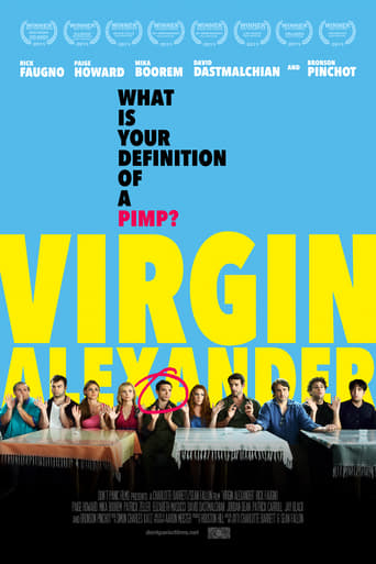 Poster of Virgin Alexander