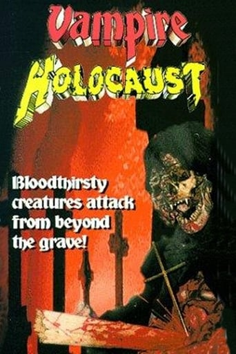 Poster of Vampire Holocaust