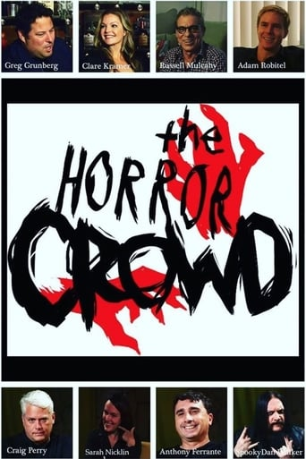 Poster of The Horror Crowd