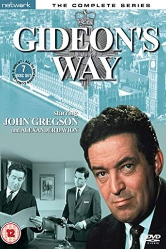Poster of Gideon's Way