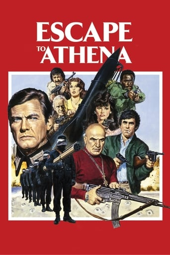 Poster of Escape to Athena