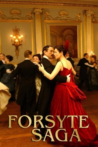 Poster of The Forsyte Saga