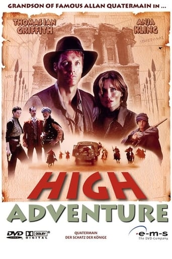 Poster of High Adventure