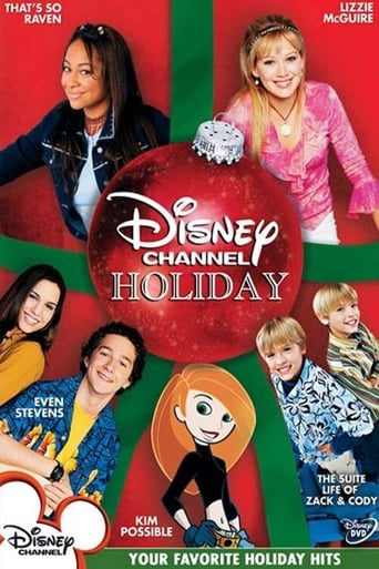 Poster of Disney Channel Holiday