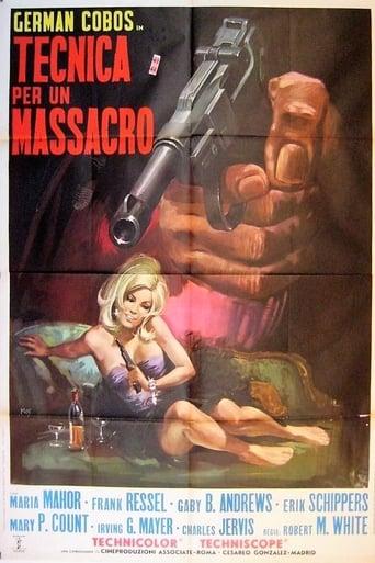 Poster of Tecnica per un massacro