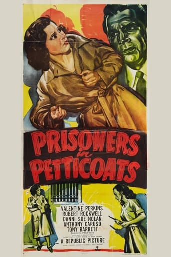 Poster of Prisoners in Petticoats