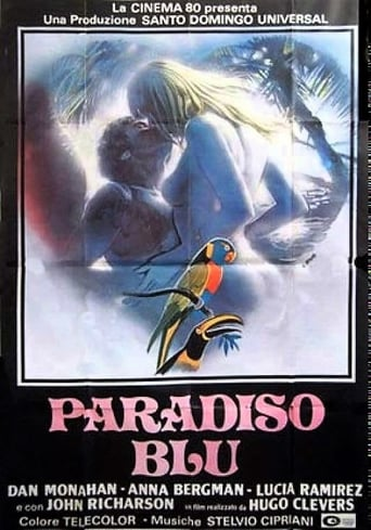 Poster of Blue Paradise