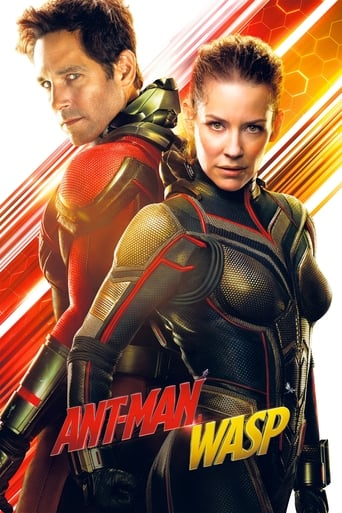 Poster of Ant-Man a Wasp