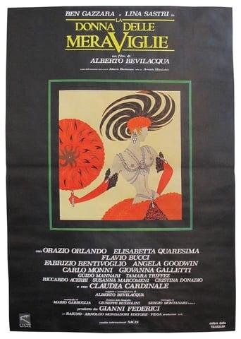 Poster of Woman of Wonders