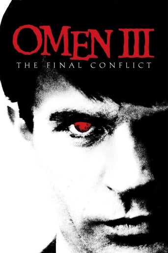 Poster of Omen III: The Final Conflict