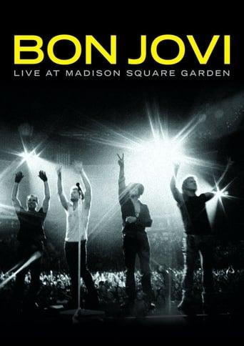 Poster of Bon Jovi: Live At Madison Square Garden