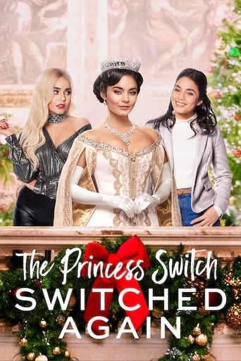 Poster of The Princess Switch: Switched Again