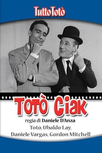 Poster of Tutto Totò - Totò Ciak
