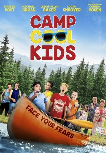 Camp Cool Kids poster