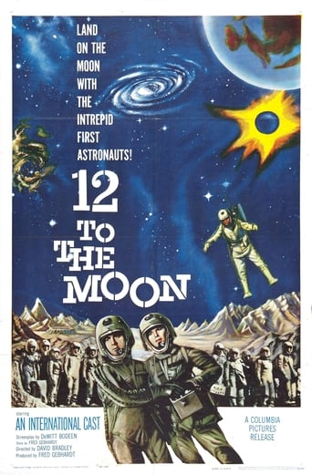 Poster of 12 to the Moon