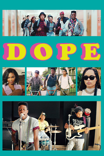 Filmplakat von Dope