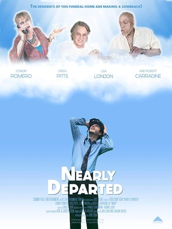 Poster of Nearly Departed