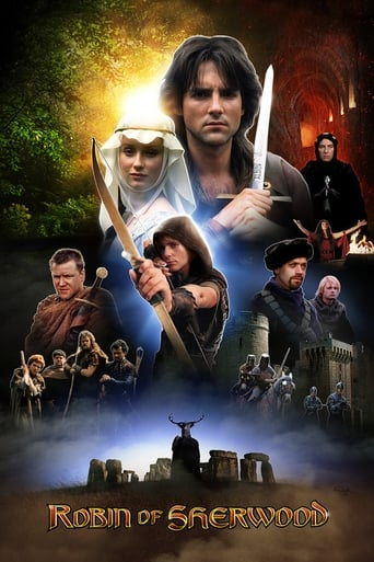 Poster of Robin of Sherwood