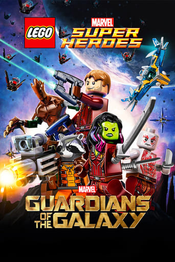 Poster of LEGO Marvel Super Heroes - Guardians of the Galaxy: The Thanos Threat