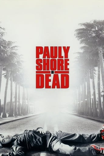 Poster of Pauly Shore Is Dead