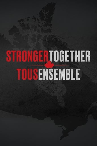 Poster of Stronger Together, Tous Ensemble