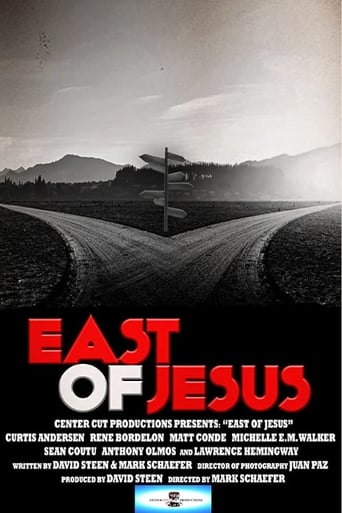 Poster of East of Jesus