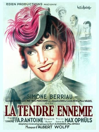 Poster of The Tender Enemy