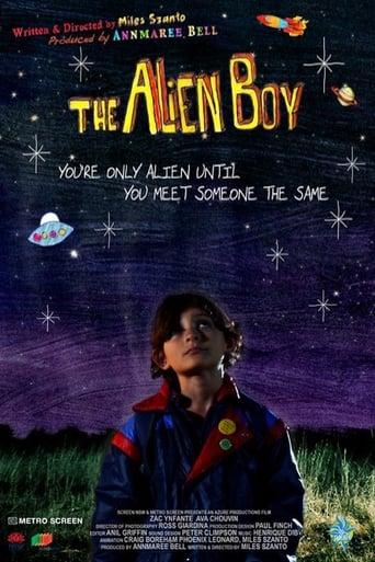 Poster of The Alien Boy