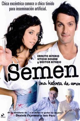 Poster of Semen, a Love Sample