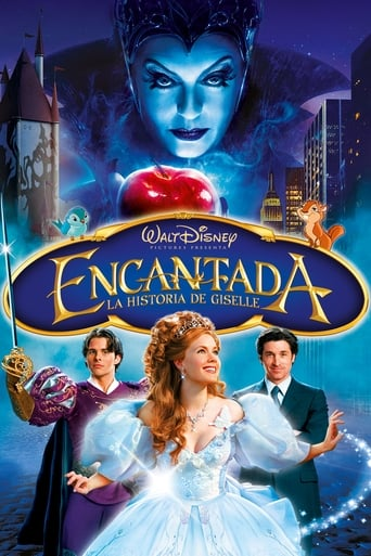 Poster of Encantada: La historia de Giselle