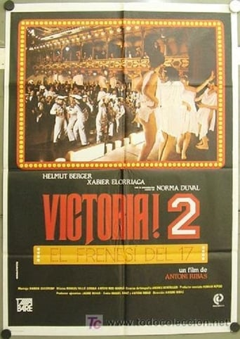 Poster of Victòria! 2: La disbauxa del 17