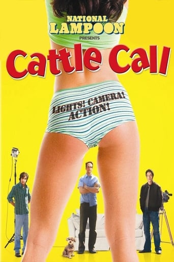 Poster of Cattle Call