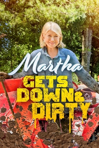 Poster of Martha Gets Down and Dirty