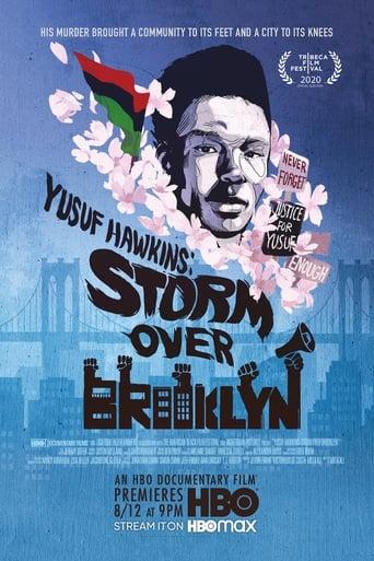 Poster of Yusuf Hawkins: Storm Over Brooklyn