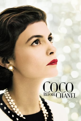 Poster of Coco Before Chanel