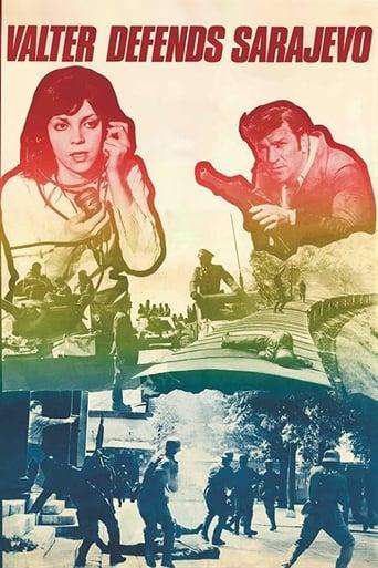 Poster of Walter Defends Sarajevo