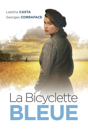 Poster of The Blue Bicycle