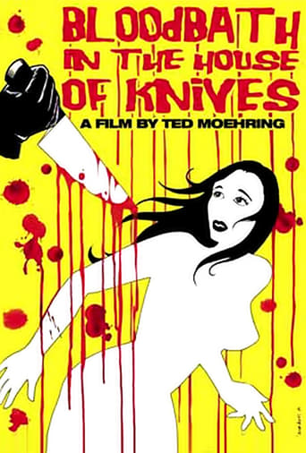 Bloodbath in the House of Knives poster