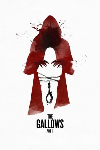 Poster of The Gallows Act II